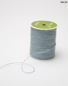 light blue burlap string jute cord