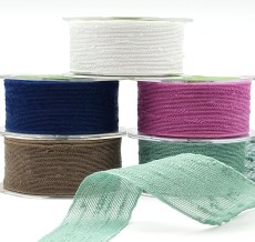 Frayed Thread Ribbons