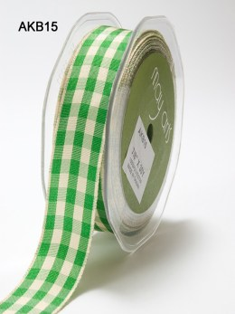 Green Picnic Ribbon