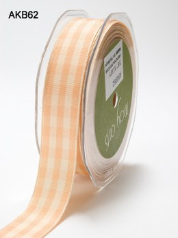 Peach Picnic Ribbon
