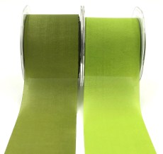 """2.5"""" silky wide ribbons"""