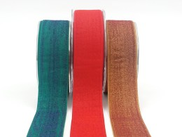 Two Tone Solid Ribbons