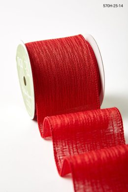 """2.5"""" 570H-25-14 RED TEXTURED"""