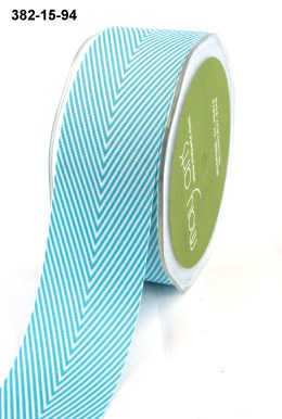 Variation #0 of 1.5 Inch Twill / Chevron Stripes Ribbon