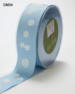 Variation #149644 of 1.5 Inch Grosgrain Daisies Ribbon
