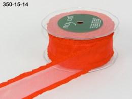 Variation #154186 of 1.5 Inch Sheer / Ruffle Edge Ribbon