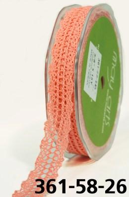 Variation #154303 of 5/8 Inch Crochet Ribbon