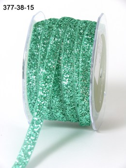 Variation #154515 of 3/8 Inch Metallic / Velvet Ribbon