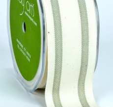 Variation #154807 of 1.5 Inch Cotton / Stripes Ribbon