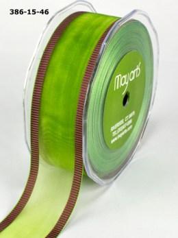 Variation #0 of 1.5 inch Sheer / Line Edge Ribbon
