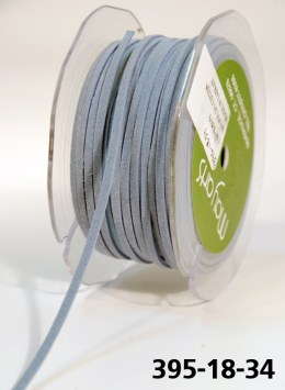 Variation #154709 of 1/8 Inch Suede / String Ribbon