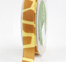 Variation #155078 of 5/8 Inch Velvet / Animal Print Ribbon