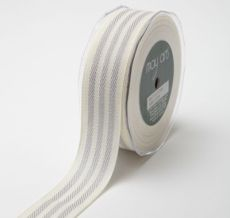 Variation #0 of 1.25 Inch Woven Stripes Ribbon