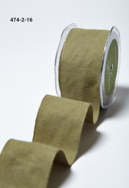 Variation #155593 of 2 Inch Burlap / Cotton Blend