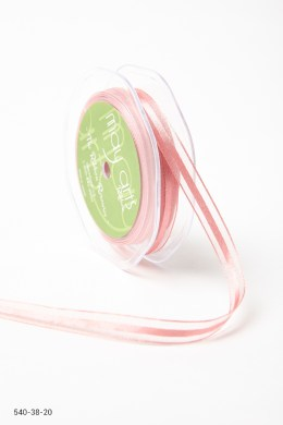 Variation #157339 of 3/8 Inch Sheer with Satin Center Ribbon