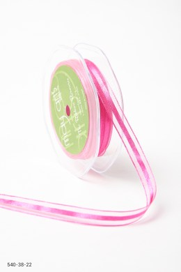 Variation #157341 of 3/8 Inch Sheer with Satin Center Ribbon