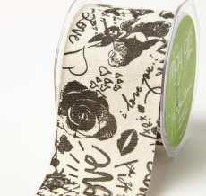 Variation #182162 of Hand Drawn Trend – 2.5 Inch Graffiti Love Ribbon