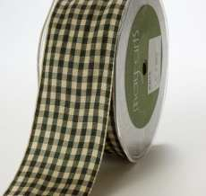 Variation #0 of 1.5 Inch Solid Checkered Ribbon
