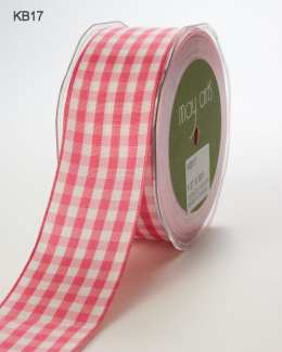 Variation #150996 of 1.5 Inch Solid Checkered Ribbon