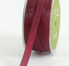 Variation #151211 of 3/8 Inch Solid Two Toned Wired Ribbon