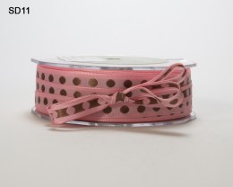 Variation #152581 of 3/8 Inch Solid Center Dot Ribbon