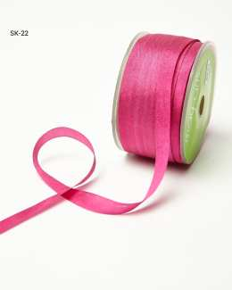 Fuchsia Silk Ribbon