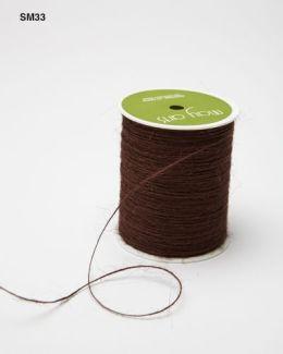 Brown Burlap String Ribbon