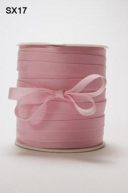 Pink Grosgrain Ribbon