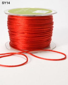 Red Satin String