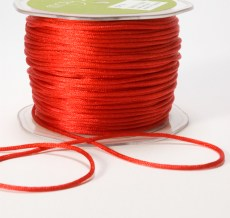 Red Satin String