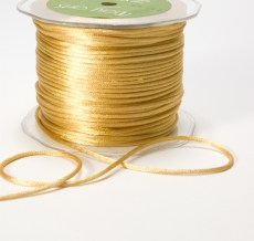 Gold Satin String