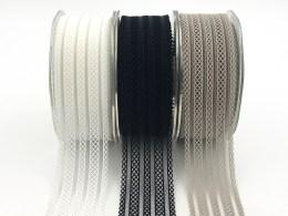 """1 3/8"""" batiste lace elastic ribbons"""