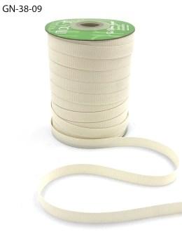 ivory off-white grosgrain ribbon