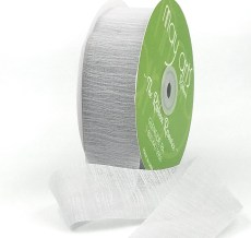 gray heirloom thread ribbon