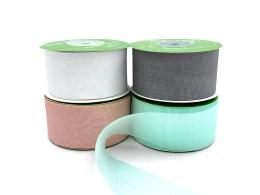 iridescent organza ribbons