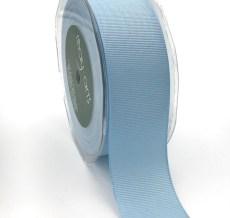 light blue grosgrain ribbon