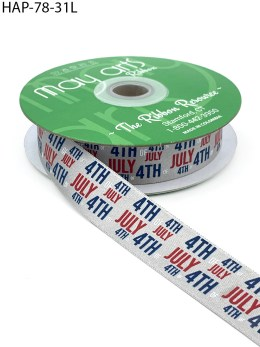 Independence Day Ribbon