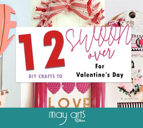 Handmade Valentines and Valentines Day Home Decor Ideas