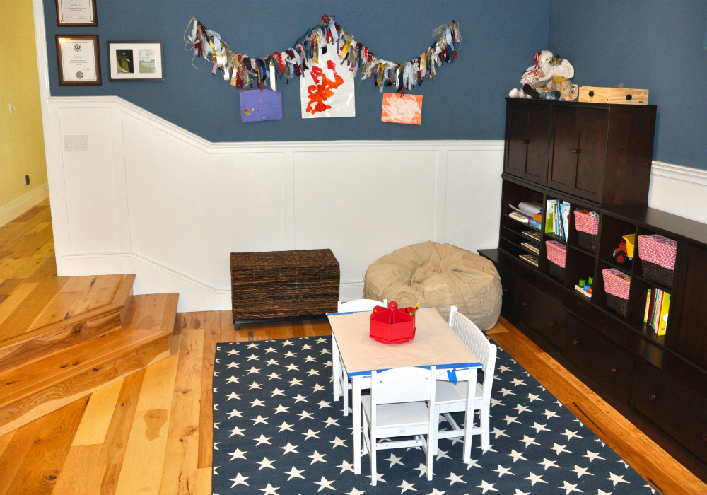 Playroom Ragamuffin Garland