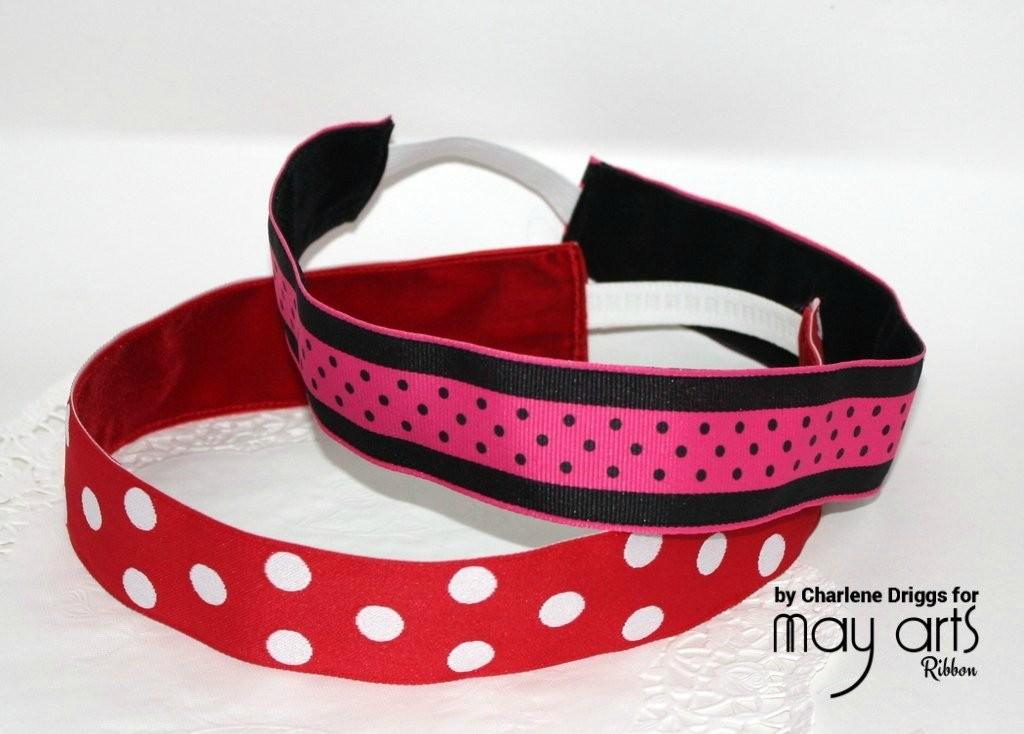 DIY: Ribbon Headbands
