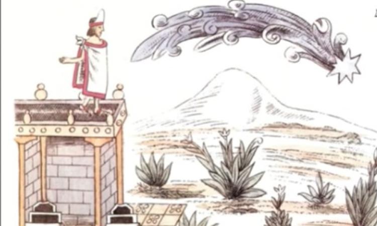 presagios de la caida de México-Tenochtitlan
