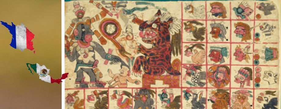 mexicano robó un códice prehispánico en francia