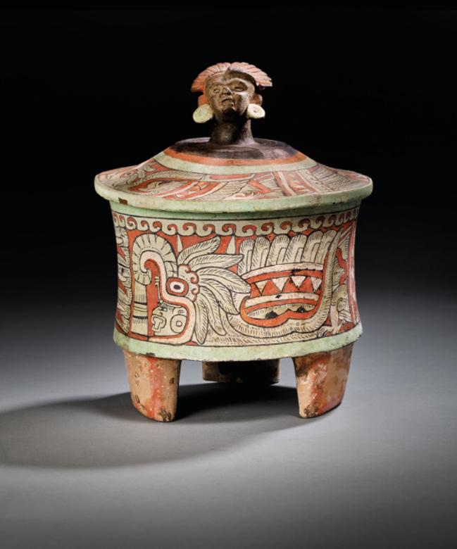 vasija maya
