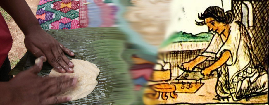 tamales, origen prehispánico