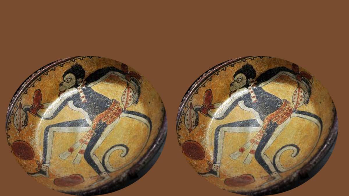 los monos y el cacao según los mayas