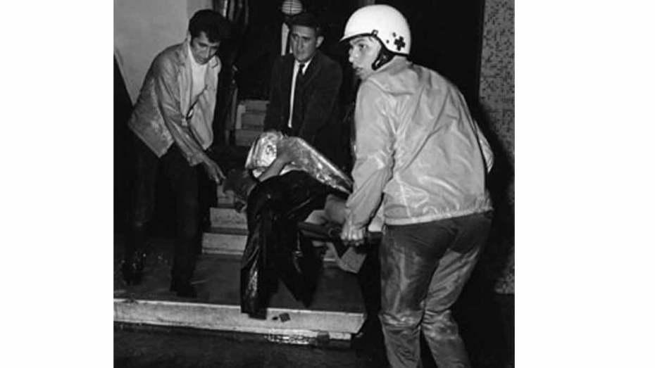 2 de octubre de 1968-represión estudiantil