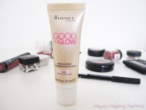 Rimmel Good to Glow highlighter - 001 Notting Hill Glow