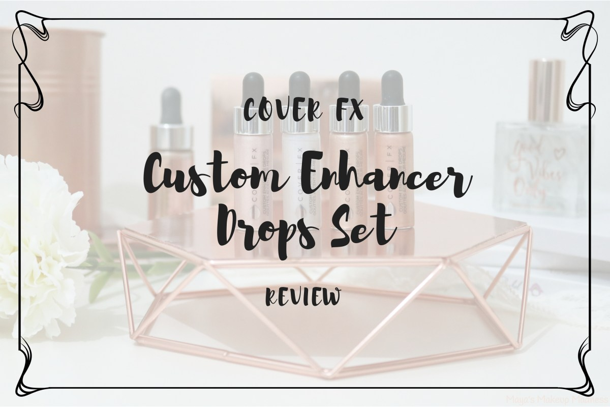 Cover FX - Custom Enhancer Drops Set