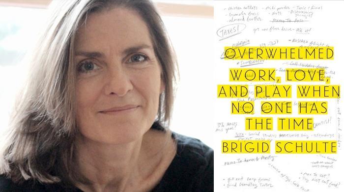 Overwhelmed By Brigid Shulte