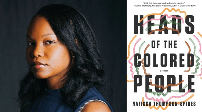 Book Review: Heads of the Colored People by Nafissa Thompson-Spires
